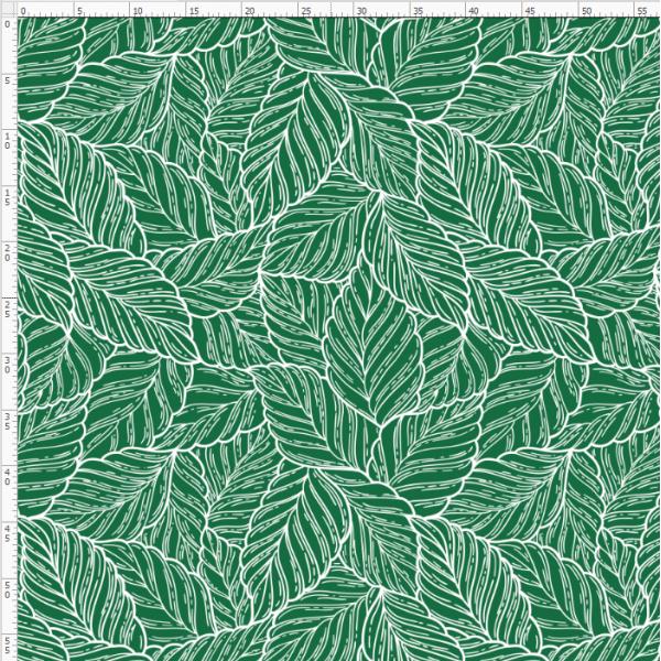 12-104 rainforest leaves