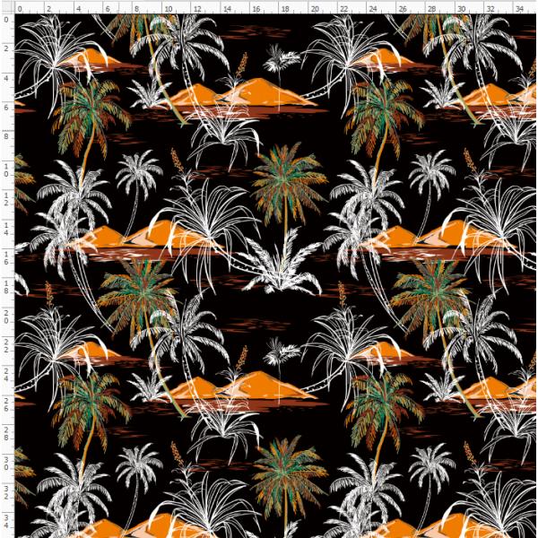 12-121 rainforest trees