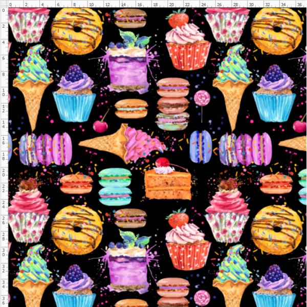 6-34 Desserts