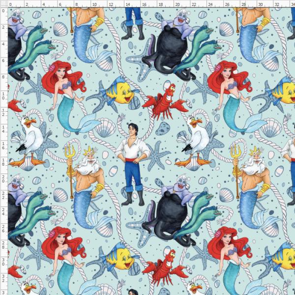 1-108 The Little Mermaid