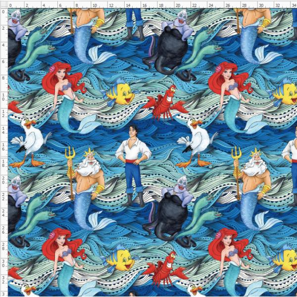 1-110 The Little Mermaid