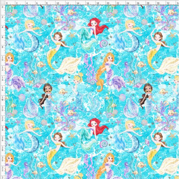 1-125 Disney Princess