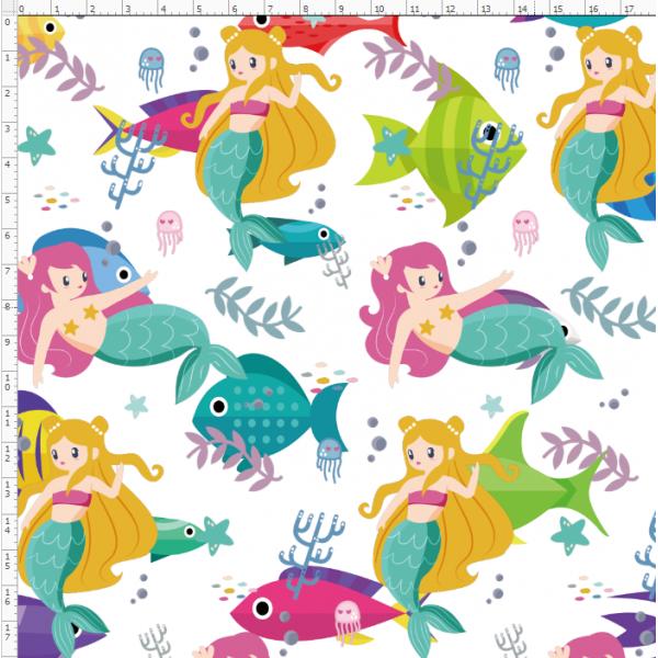 1-131 Mermaid