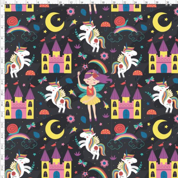 16-1 Fairy Unicorn