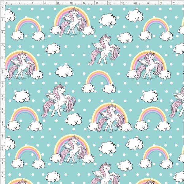 16-12 Rainbow Unicorn