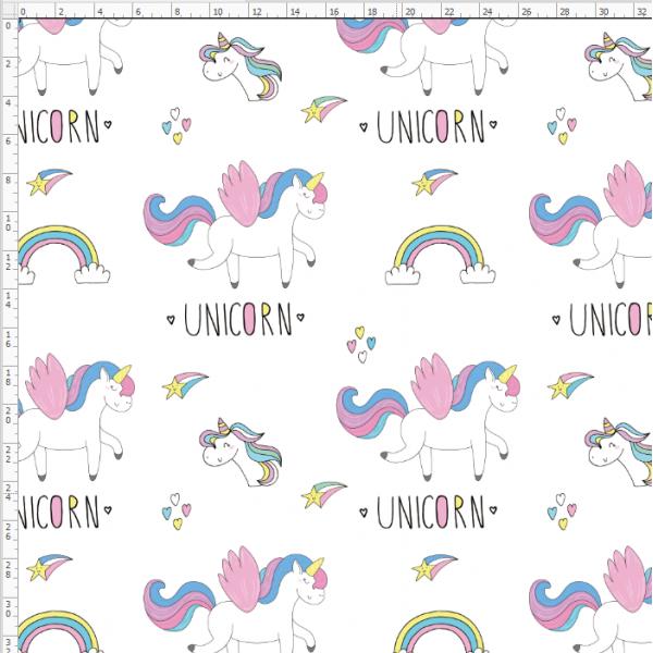 16-14 Rainbow Unicorn