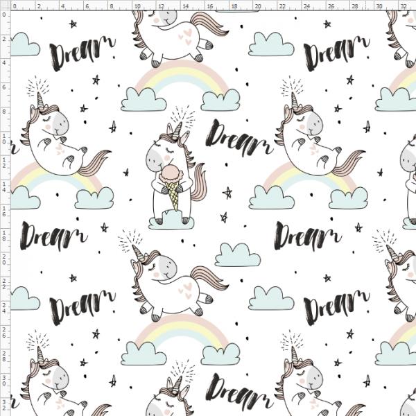 16-16 Rainbow Unicorn