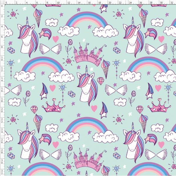 16-38 Rainbow Unicorn