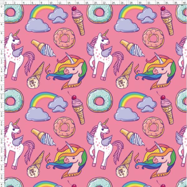 16-41 Rainbow Unicorn