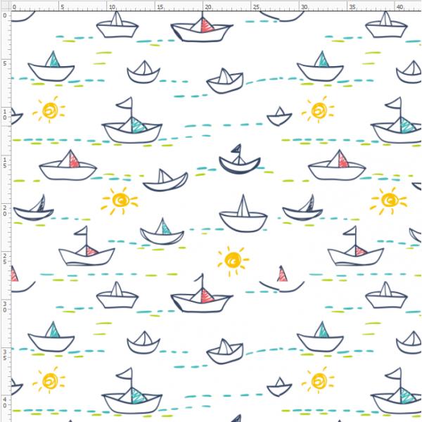 18-37 Sailboat