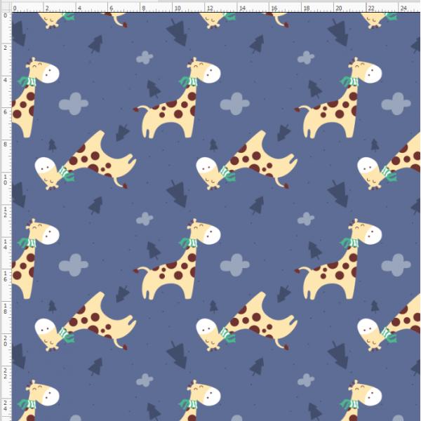 2-12 Giraffe&Deer