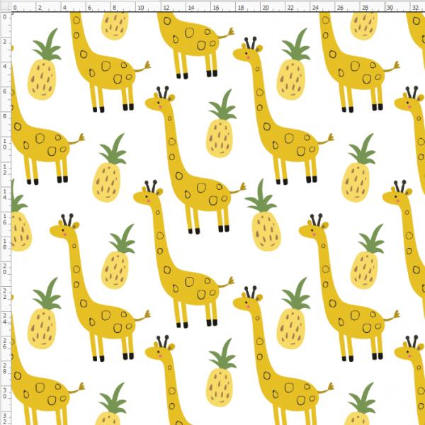 2-02 Giraffe&Deer