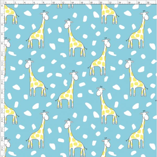 2-04 Giraffe&Deer