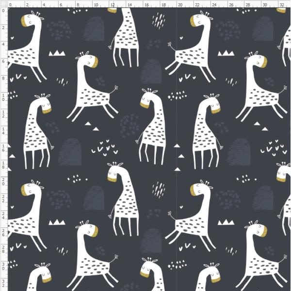2-06 Giraffe&Deer