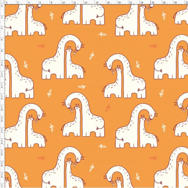 2-09 Giraffe&Deer
