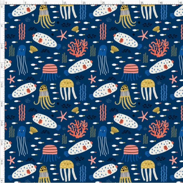 7-100 sea fish