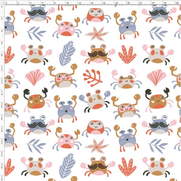 7-123 Crab