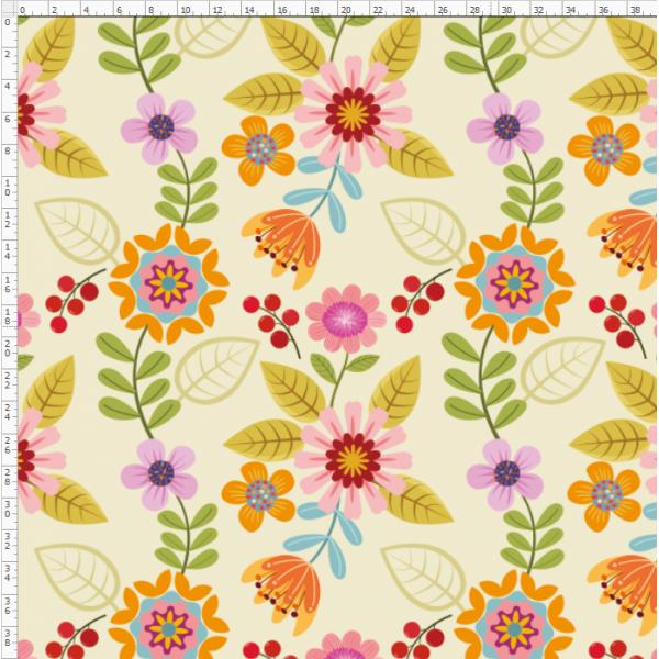 3-125 Florals&Flowers