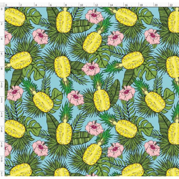 4-10 pineapple