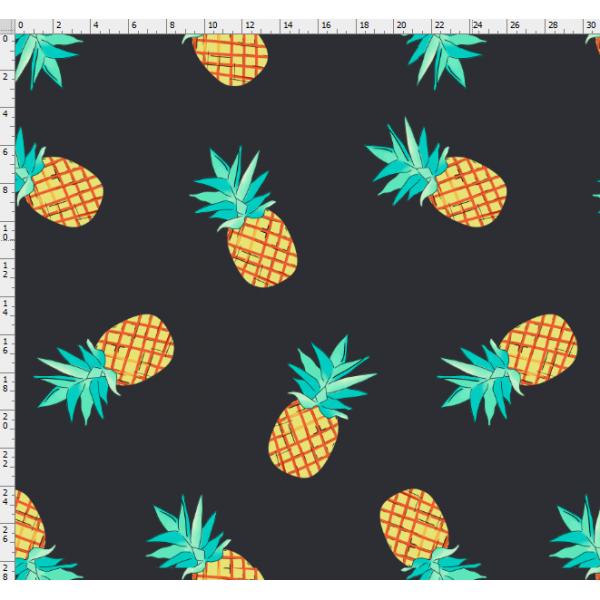 4-44 pineapple