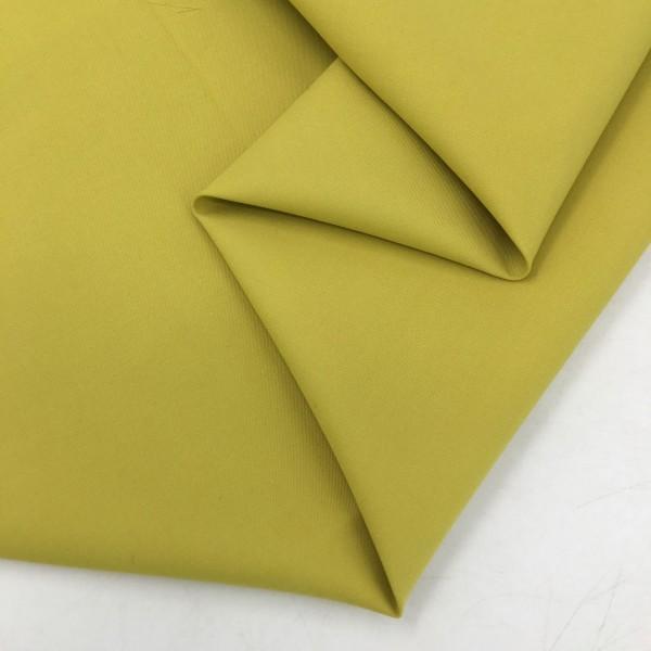 Wholesale solid spandex cotton woven poplin fabric in stock