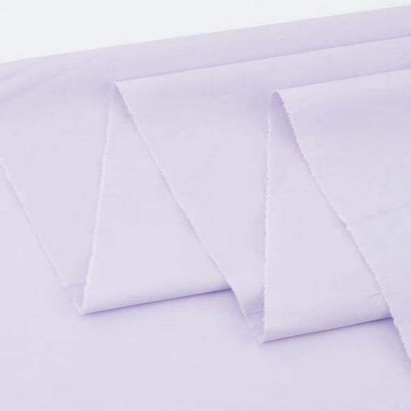 Wholesale solid twill cotton woven poplin fabric in stock