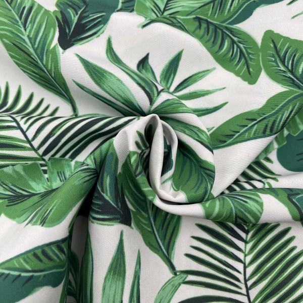 Peach skin custom printed fabric plain